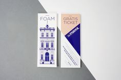 FOAM / NEMO by Mara Vissers