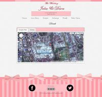 Undangan Pernikahan Online : Desain undangan online Sweety - Datangya