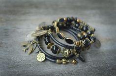 #bracelet #bracelets #boho #bohojewelry #bohemian #bijoux #accessories #handmade #handmadejewelry #jewelry #jewelrydesign #fashion #instajewelry #jewelrygram #agate #brass #bronze