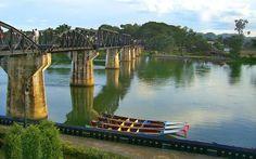 The Bridge On the River Kwai, Thailand