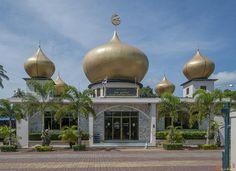 Masjid Nuruddee Neeyah Chalong Thailand
