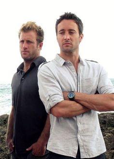 Scott and Alex
