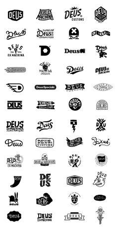 Deus ex Machina logos 2012