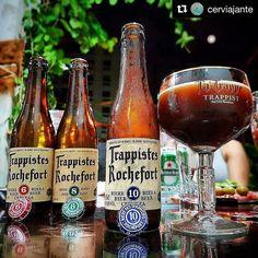 Que bela foto amigo!  ___ Continuem marcando nossa hashtag #lajehomepub para aparecer aqui na Laje toda semana!!  @cerviajante with @repostapp  Vinho?  #cerviajante #cerveja #beerphoto #photobeer #beer #beergram #cervejaartesanal #bebamenosbebamelhor #viajantecervejeiro #mariacevada #lajehomepub #planetacervejeiro #globalbeers #instabeer #trapist #trapistbeer #trapistbier #rochefort