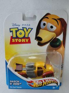 2011 Disney / Pixar Toy Story Dasch N' Dog Scale Hot Wheels Vehicle by… Disney 2000, Disney Cars, Disney Pixar, Cars 1, Hot Wheels Cars, Alex Craft, Minecraft Toys, Miniature Cars, Cars Birthday Parties