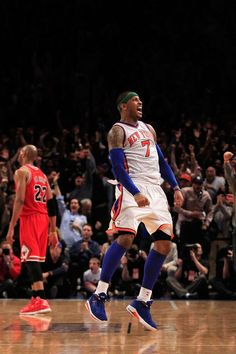 Melo. Great photo!