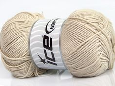 Fiber Content 50% Bamboo 50% Cotton Light Beige Brand Ice Yarns fnt2-44107 Baby Bamboo, Bamboo Light, Cotton Lights, Light Beige, Yarns, Fiber, Content, Throw Pillows, Toss Pillows