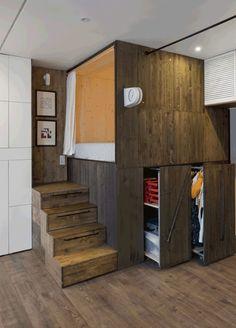 Оригинальный дизайн обычной московской квартиры 35 кв.м. | Уют&комфорт | Яндекс Дзен