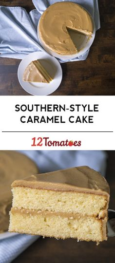 Southern-Style Caramel Cake