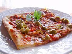 Pizza a la Táňa • recept • bonvivani.sk
