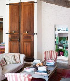 Miv Watts interior designer living room