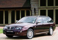 Rover 75 Tourer 2004–05