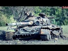 Destroyed and abandoned tanks of Donbass Ukraine + pair of frames of Syria In the video there are a couple of shooting frames from Syria, the rest are the de. Military Videos, Military News, Military Weapons, Special Forces Of India, The Blitz Ww2, Falklands War, Crimean War, Afghanistan War, Us Coast Guard