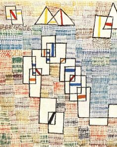Cote de provence, Paul Klee