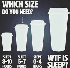 Black Rifle Coffee Company - even if you do sleep...always opt for the bigger one!    #BlackRifleCoffee #AmericasCoffee
