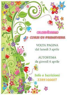 B.B.Blog - Il Blog di Barbara Boretti: Calendario Primavera