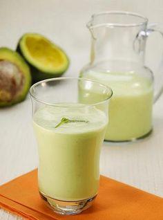 Vitamina de Abacate com Aveia