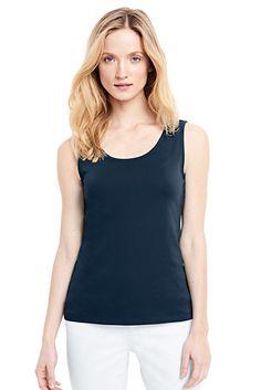 Women's Cotton Vest Top