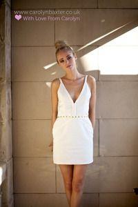 Image of Ivory Elle Dress