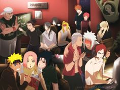 Meanwhile in Konoha :)