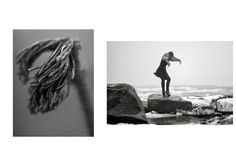 Photo 🅰: CREATURES of the ARCHIPELAGO | Nauvo Archipelago, Baltic Sea - July 2016 Photo 🅱: SEA CHANGE SERIES | Uunisaari, Helsinki, Finland 2016 - dancer: Kristiina Turtiainen Photography Series, Dance Photography, Contemporary Dance, Baltic Sea, Human Condition, Urban Landscape, Archipelago, Portrait Photographers, Finland