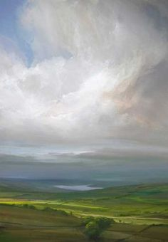 James Naughton: A gap in the clouds