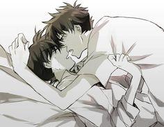 Kaito x Shinichi // Detektiv Conan