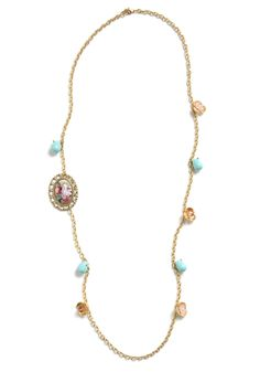 Summer Palace Necklace