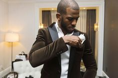 How to do sneakers with a tux the right way.