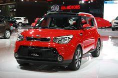 Kia Soul no Salão do Automóvel 2014 http://tacerto.d.pr/CJxn