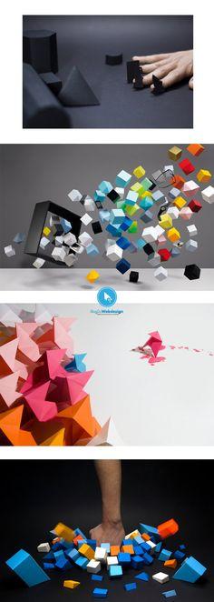 http://www.blogduwebdesign.com/graphisme/100-creations-uniques-a-decouvrir-sur-l-art-du-papier/119