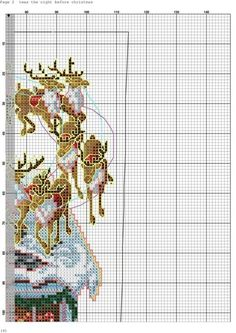 Sandy Orton è una designer esperta nella creazione di bellissimi schemi per il punto croce famosa per i suoi sampler e la sua serie di calze di Natale.