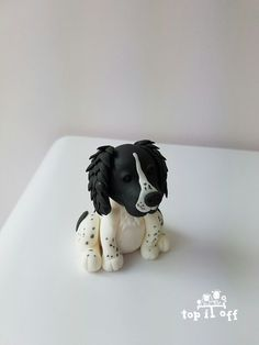 how to make a dog edible cake