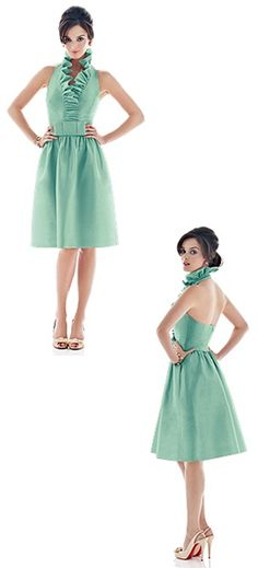 my bridesmaid dress for Megan's wedding except in Navy !!!! I can't wait for 11/22/14...Alfred Sung