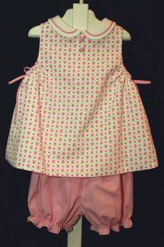"""Bridget Anderson's """"Strawberries for Elise"""" Children's Corner """"Frannie Baby"""""""