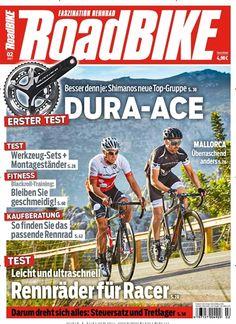 Besser denn je: #Shimano neue Top-Gruppe 🚴 #DuraAce #Fahrrad #Roadbike #Rennrad  Jetzt in RoadBIKE:
