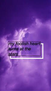 Bildresultat för aesthetic tumblr purple