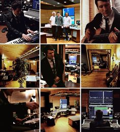 Sky Harbor Studios is the personal recording studio of Adam Young located in Owatonna, MN. - It looks fantastic and sounds even better, and at the end of the day I am thrilled to be the proud owner of such a fabulous studio. — Adam Young
