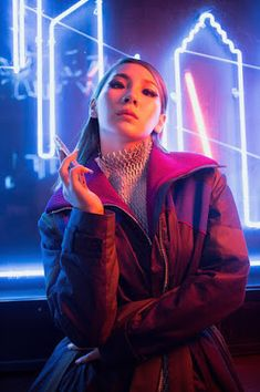 CL 2NE1 Dazed and Confused