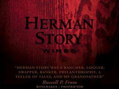 Russell From of Herman Story #wine #vineyard #winemaker