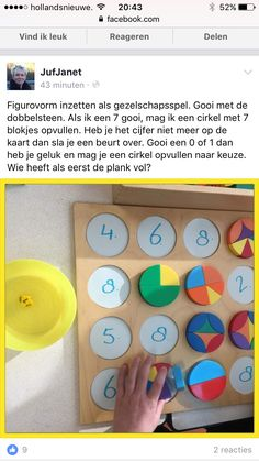 In Kindergarten, Math Activities, School, Teaching, Kunst, Math Stations, Schools, Teaching Manners, Math Problems