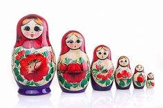 """Matryoshka Museum opened in Nolinsk Kirov region. Place for the establishment was not chosen by chance. It was here in the 30s of XX century, on an industrial scale began to make vyatka matryoshka. Its uniqueness was that, unlike the """"sisters"""" it is not painted colors, and inlaid straw. It is now being exported to many countries around the world, from Japan to Australia."""