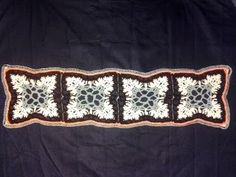 Free Pattern: Fall Inspired Table Runner   Crochet is the Way