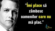Harvey Specter Imi Place Sa Zambesc Harvey Specter, Spiritual Quotes, Film, Motto, Sarcasm, Qoutes, Drama, Spirituality, Wisdom