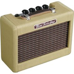 Fender 57 Mini Twin Tweed Amplifier - Chicago Music Exchange