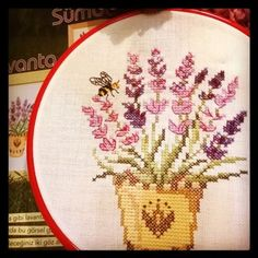 cross stitch, etamin, kanaviçe