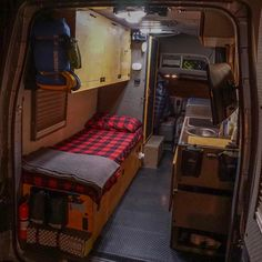 A small degree of change makes a world of difference. Added flannel camping themed sheets plus my grandfathers wool blanket from the Korean War! Thatll add some stories to this home :). Truck Bed Camper, Truck Camping, Van Camping, Interior Motorhome, Campervan Interior, Camper Van Life, Van Dwelling, Van Home, Sprinter Camper