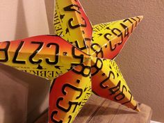 how to make a star out of old license plates - Google Search