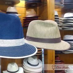 8039a0d8c0c Nueva Colección de Primavera Verano en Casa Yustas! Sombreros JIMTOWN de  lino  hat