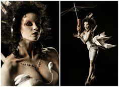 Syfy Face Off Season 5 Episode 2 - Future Frankenstein - Spotlight Challenge - Laura, Alana, Laney 2